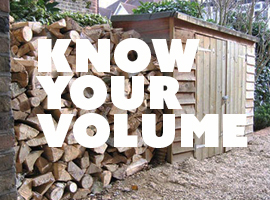 logs surrey volume